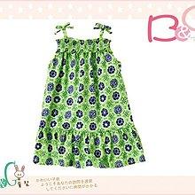 【B& G童裝】正品美國進口Crazy8 花瓣圖樣青綠色背心裙18-24m,3yrs