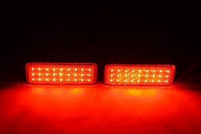 [極致工坊]台灣製 萬用型 高亮度 SMD LED 圓形方向燈 剎車燈 煞車燈 反光片