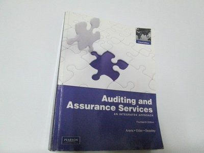 Auditing and Assurance Services 14/E Arens, Elder等0273754947