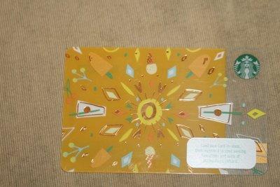 starbucks 星巴克 隨行卡 儲值卡 英國 2016 冰淇淋 甜筒 飲料 限量 隨行卡 儲值卡 卡片 收集 收藏