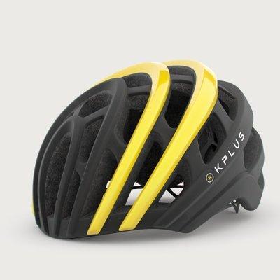 小哲居 KPLUS NET 黑黃 7色 公路車用安全帽 適合亞洲人頭型 安全性100% 免運