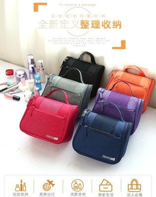韓版旅行收纳包  手提洗漱包   大容量化妝包  收纳包