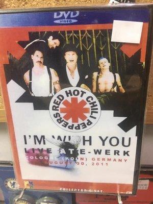 ##非官方DVD  Red Hot Chili Peppers - Germany l Live 2011
