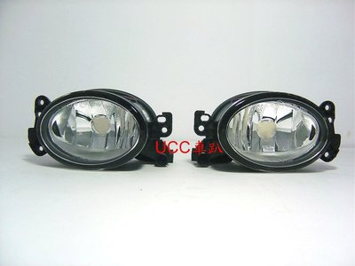 【UCC車趴】BENZ 賓士 W463 08-ON / W204 07 08 09 原廠型 玻璃霧燈 一組3200