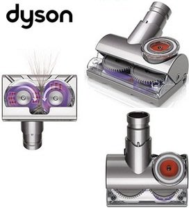 *錦達*『英國Dyson吸塵器專用無纏結氣控吸頭配件全新未拆』公司貨 可用於 DC V6手持系列