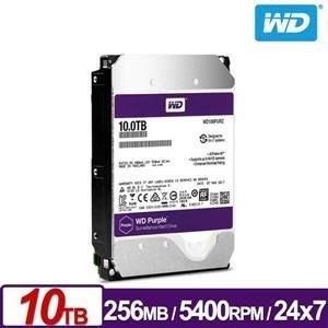 @電子街3C特賣會@全新 奇亞幣 WD102PURZ 紫標 10TB 3.5吋監控系統硬碟 P田專用