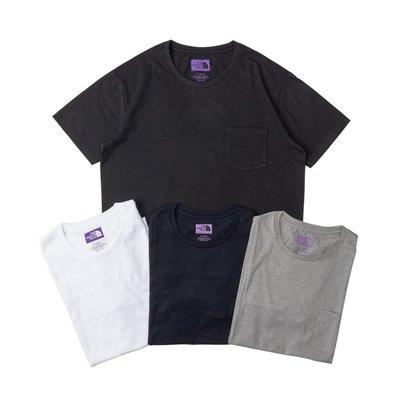 潘多拉明星同款 SODA現貨The North Face北面紫標COOLMAX PackTee短袖打底T恤21ss