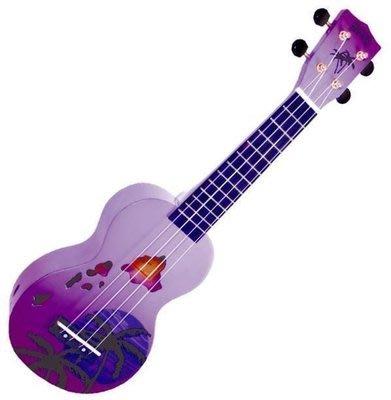 【六絃樂器】全新 Mahalo Purple Burst ukulele 21吋烏克麗麗 / 現貨特價
