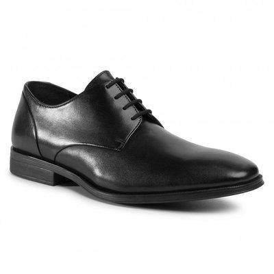 【英國代購】⑤ Clarks Gilman Plain Black Leather 售價3980元