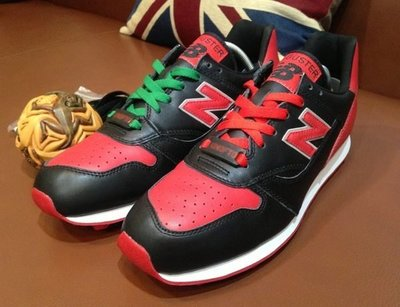 Hectic x Stussy x Undefeated x New Balance Trail buster JORDAN BRED 黑紅配色 574 576 999 998 997 996 990 1300 1400