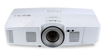 【力笙音響】Acer V7500 家用投影機