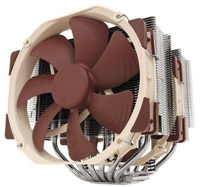 小白的生活工場*Noctua (NH-D15) 雙塔雙扇六導管靜音CPU散熱器~現貨