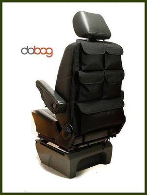 SNPK通用款椅背收納袋 狙擊者 露營車高磅數  VW T6 T5 T4 T3 掀頂 multivan