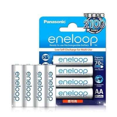 ~阿翔小舖~ 公司貨 國際牌Panasonic ENELOOP 三號低自放電充電電池 BK-3MCCE 日本製