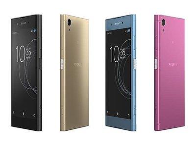 【雲端101】Sony XA1 plus 2300萬畫素 5.5吋八核 Full HD ** 搭配中華4G 1399方案