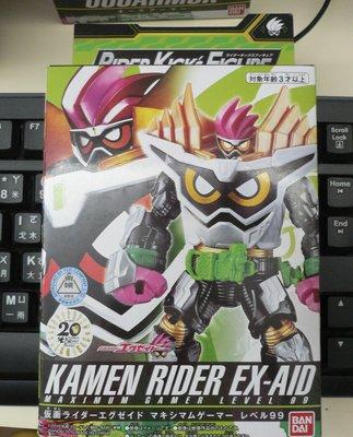 Hot Masked Rider RKF Ex-Aid Maximum gamer level 99 裝動 sic Zio 真骨 zero wcf toys