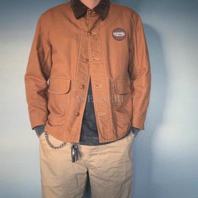 ✞ASENSERI✞ TENDERLOIN T-COVERALL DUCK 經典貼布工裝外套