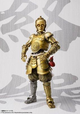 最後一隻 正版 預購1月 名將 星際大戰 C3PO C-3PO 竹谷隆之 翻譯機器人 MOVIE REALIZATION