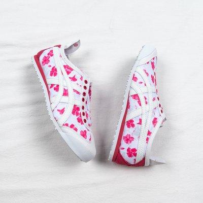 Asics Onitsuka Tiger 亞瑟士 櫻花 休閒運動帆布鞋 女鞋 1183B430