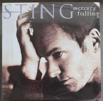 全新美版黑膠-史汀/ 回歸真我180克重量版 Sting / Mercury Falling