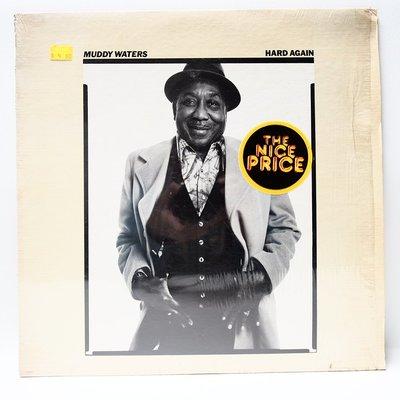 Muddy Waters Hard Again 黑膠 LP 1977
