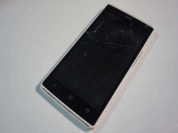 ☆手機寶藏點☆ Acer Liquid Z5 (Z150) 智慧型手機 亞太4G可用 《內建電池》液晶破掉 ZZ97