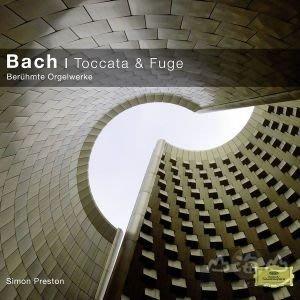 【優惠】巴哈管風琴名曲集 Toccata & Fuge / 普雷斯頓 Simon Preston---4777494