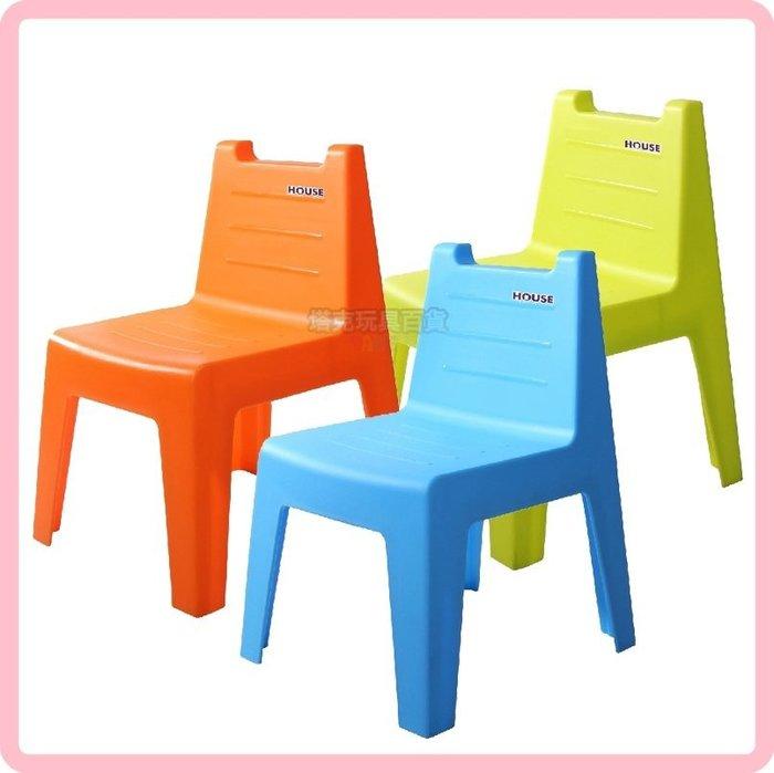 圖書館椅 MIT 漾彩學童椅 兒童桌椅 折疊椅 塑膠椅 板凳 椅子 浴室板凳 休閒椅 CH39【塔克百貨】
