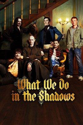 【藍光電影】吸血鬼生活/吸血鬼傢庭屍篇 What We Do in the Shadows(2014) 62-028