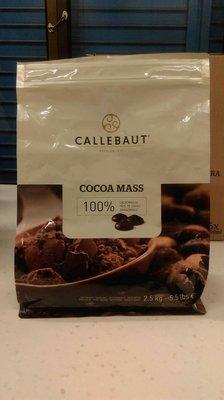 比利時 嘉麗寶 callebaut chocolate 100%純苦黑巧克力(鈕扣)2.5公斤裝十1公斤白巧克力
