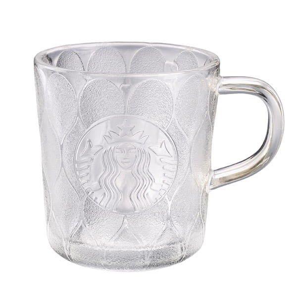 星巴克 透明女神海浪玻璃杯 Starbucks 2020/4/8上市