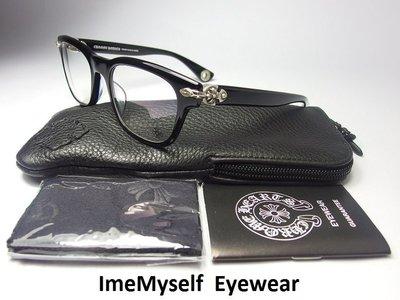ImeMyself Eyewear Chrome Hearts prescription frame spectacle