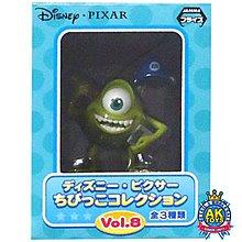 AK Toys - Sega Pixar Monsters Inc 怪獸公司 怪獸大學 Figure - Mike 大眼仔