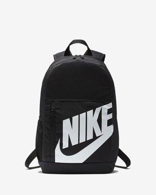 【運動熱】Nike Elemental 青年 後背包 運動背包 水壺袋 鉛筆袋 黑色 BA6030-013