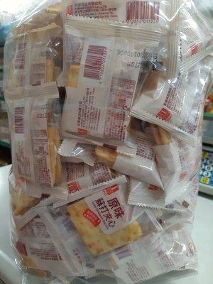 ***幸福餅乾屋***安堡~原味蘇打夾心餅~3000公克~量販包/量販價~另有椒鹽菜脯餅/海苔餅/蔬菜餅~