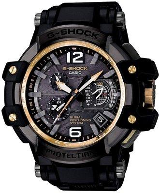 光華.瘋代購 [預購] CASIO G-Shock GPW-1000FC-1A9 JF GPS電波表