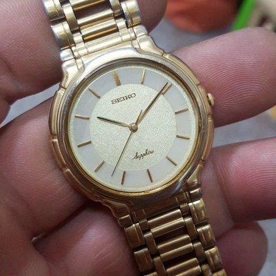 薄錶<極品>SEIKO 男錶 手圍16 實用 耐用 清晰 好錶 非 Rolex OMEGA ORIENT A6 CITIZEN ck FOSSIL