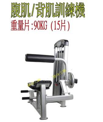 Abdominal / Lower B 腹肌訓練器 背肌訓練器 核心訓練 商用器材 健身房 轟菌 世界 健身工廠