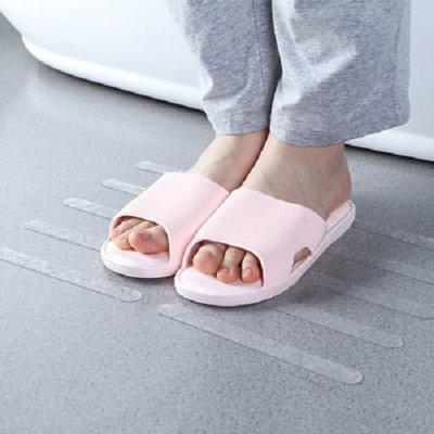 【歡迎比價】浴室透明防滑貼5個裝 樓梯台階 廁所 浴缸 淋浴 防滑條