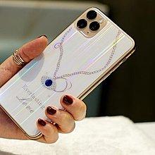 鐳射 極光 玻璃膜 炫彩玻璃後膜 蘋果 7 鋼化膜 iPhone7/8/X/XS/XSmax/XR/11Pro 後膜全屏