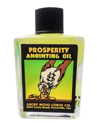 繁榮$$$魔法油 prosperity oil 手工 限量 香水 精油 招財運 招桃花 招好人緣 美國進口MOJO