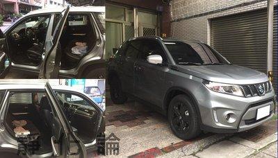 ☆久豆麻鉄☆ Suzuki Vitara 適用 (四門氣密) 全車隔音套組 汽車隔音條 靜化論 芮卡國際 公司貨