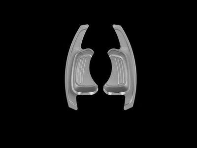 LEYO PD Paddle 換檔 撥片 Audi 奧迪 S3 / S4 / S5 / Q5 / RS5 專用 銀 V2 PA002S