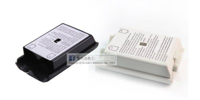 ☆電玩遊戲王☆微軟 XBOX360 無線手把電池盒 電池蓋 電池殼 黑色白色任選 可裝AA三號電池2顆 全新現貨 新竹市