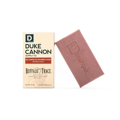Duke Cannon - BIG ASS「波本威士忌」大肥皂 - LTS 現貨
