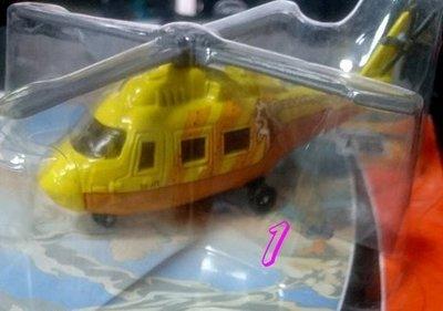 JCT 【單售】MATCHBOX火柴盒小飛機─689820