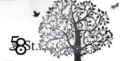 【58街】創意設計師款式「-大樹- 壁...