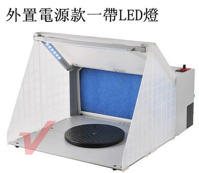 √ 英利模型--浩盛 HS-E420K 小型強力模型工作臺抽風機 排氣