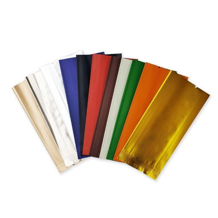 訂單200元起購-通用鍍鋁茶葉包裝袋小泡袋  紅茶綠茶鋁箔袋鐵觀音真空小包裝袋子
