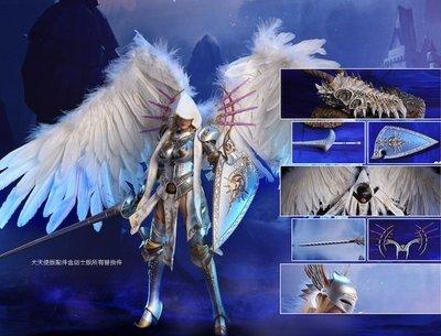神物 lucifer 曙光之翼 騎士大天使 大全套完整版 1比6 figure verycool tbleague phicen 包膠 body LXF1703